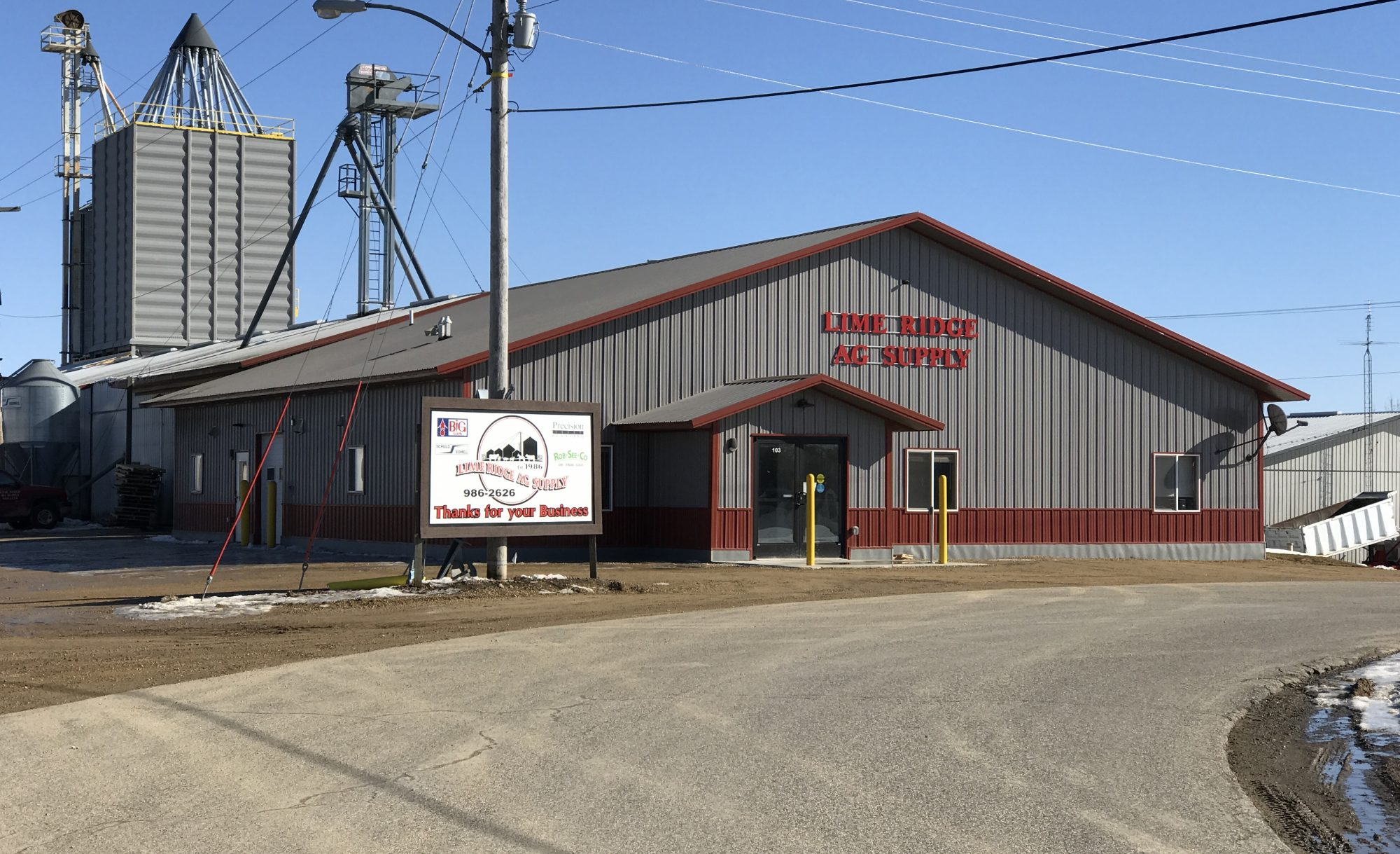 Lime Ridge Ag Supply